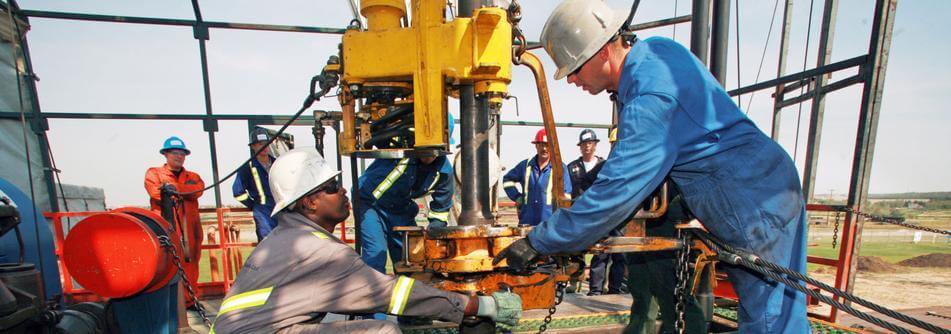 Oilfield supplies in Guyana