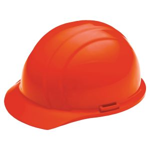 High Visibility Hard Hat, Orange