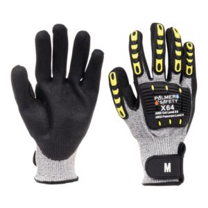 Cut and Impact Resistant Glove