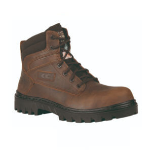 Chicago EH PR Composite Toe Work Boot Brown