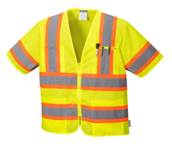 5 point breakaway safety vest