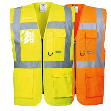 Mobay Executive Safety Vest, PS476