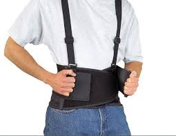 Back Support Belt- PW80