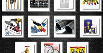 Provision of oil and gas supplies (fittings, hoses, accessories and consumables).
