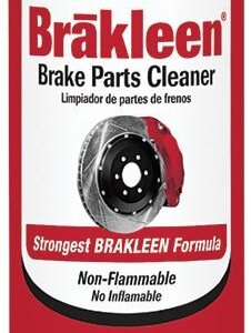 Brakleen® Brake Parts Cleaner, 19 Wt Oz