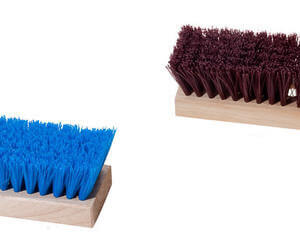 POLYPROPYLENE DECK BRUSHES
