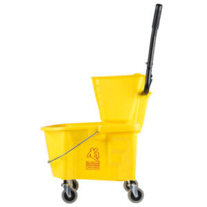Continental Mop Bucket and Wringer Combo