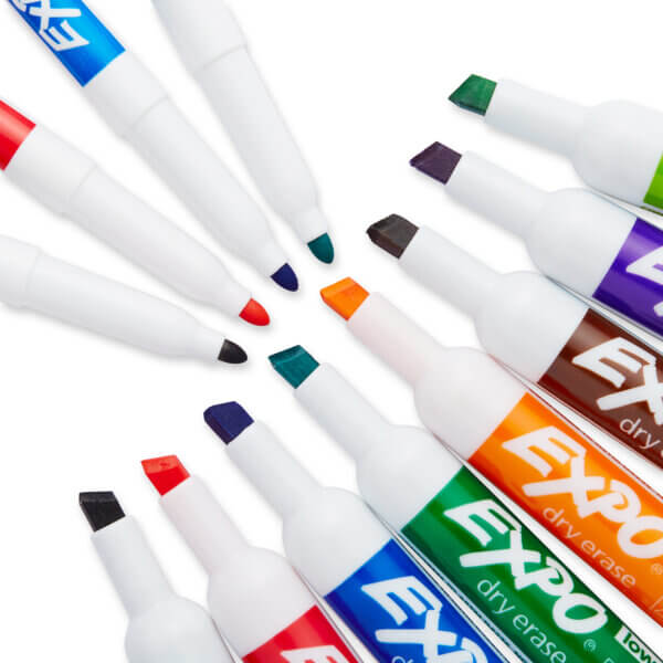Expo Dry Erase Tips