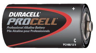 PC1400 Procell C Single Battery