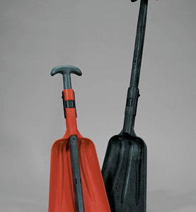 Collapsible Industrial Shovel