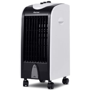 Evaporative Portable Air Conditioner Cooler with Filter Knob