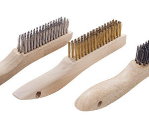 Shoe Handle Wire Scratch Brushes