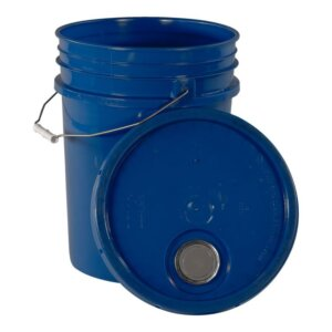 Plastic Buckets and Lids