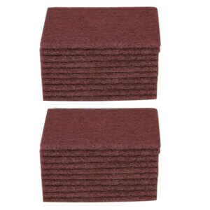 Non Scratch Scouring Pad 6″x4″, Brown