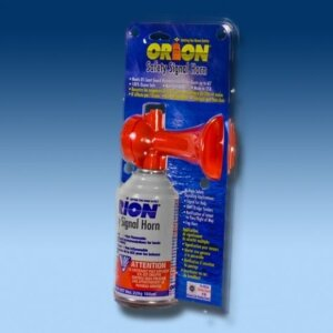 Orion Safety Air Horn, 8 oz